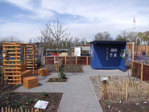 LGS Unser Garten im April