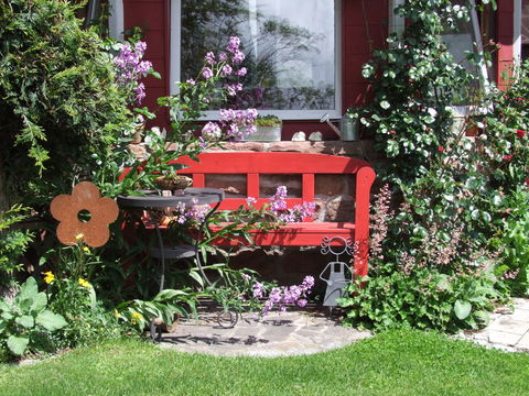Garten Bank