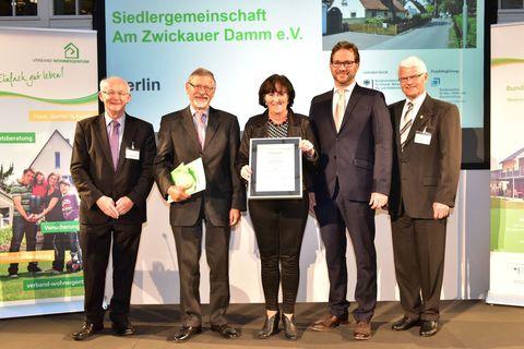 Verleihung 1. Preis 2016