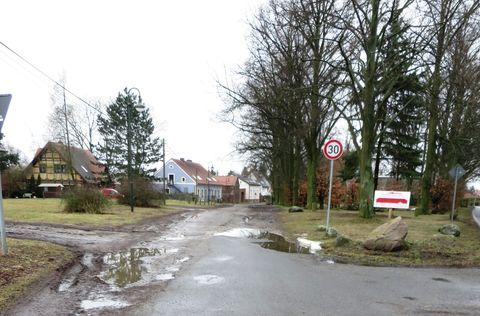 Birkholzer Dorfstraße