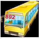 Buslinie 892 neuer Fahrplan ab 10.12.2017 - Gute Fahrt -