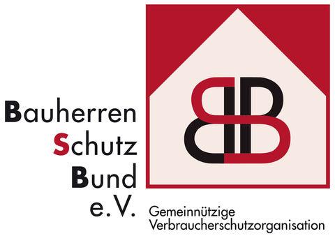 Logo Bauherren-Schutzbund e. V.