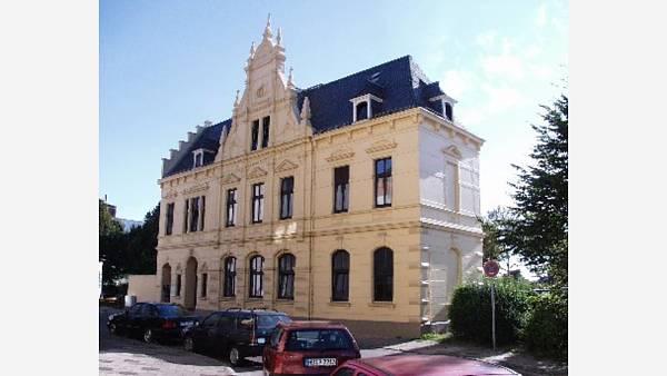 Themenbild: Gebäude Schifferstraße