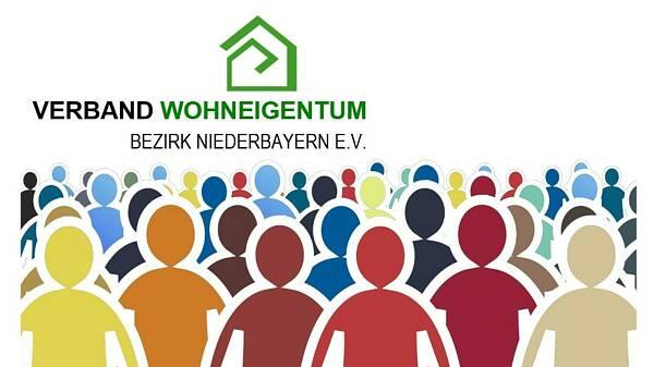 Themenbild: Menschenmenge mit Logo
