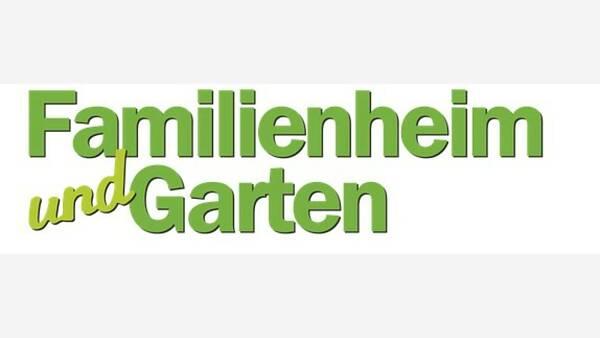 """Themenbild: Logo """"Familienheim und Garten"""