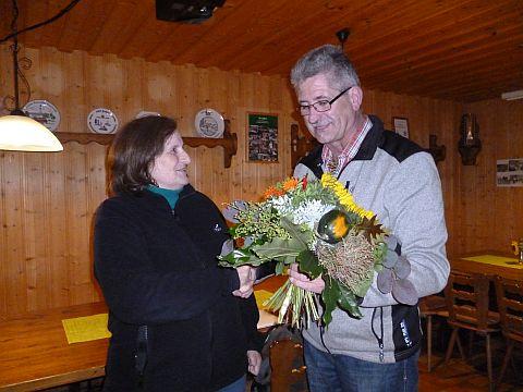 neue Kreisvorsitzende Waltraud Herdegen