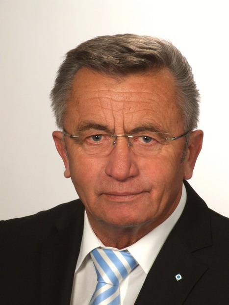 Der Seniorenbeauftragte des Bezirksverbandes,Polizeidirektor a.D. Josef Wittmann