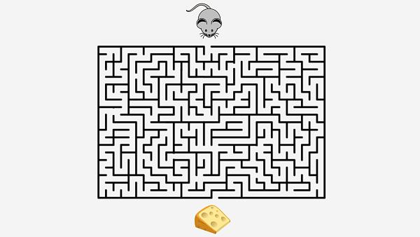Themenbild: Aufgaben Ziele Labyrinth