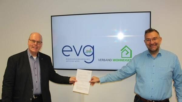 Themenbild: Kooperation evg - VWE