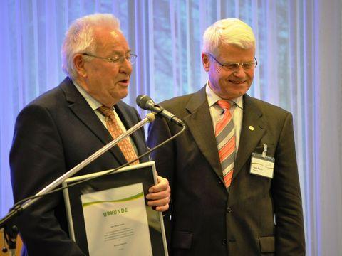 Alfons Löseke und Hans Rauch