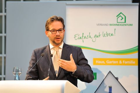 Parlamentarischer Staatssekretär Florian Pronold