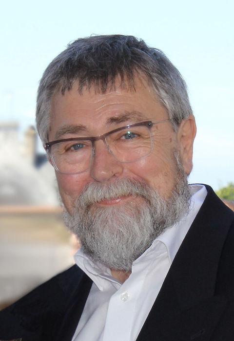 Portrait Verbandspräsident Manfred Jost