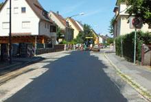Straßenausbau