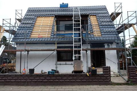 Sanierung Siedlerhaus