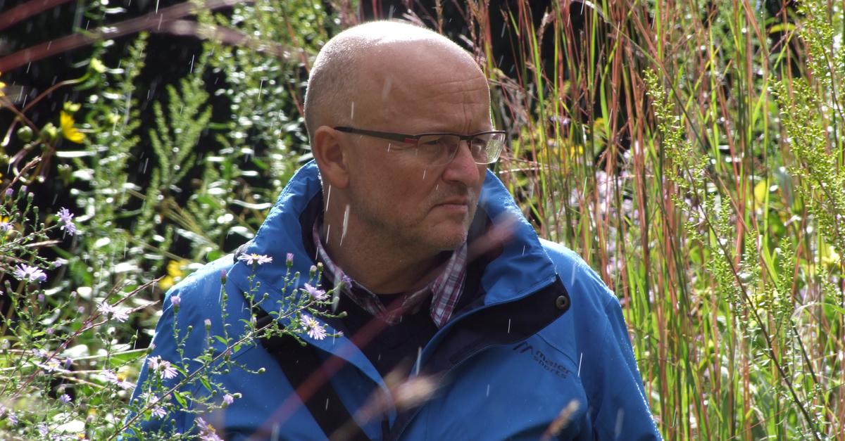 Martin Breidbach, Bundesgartenberater