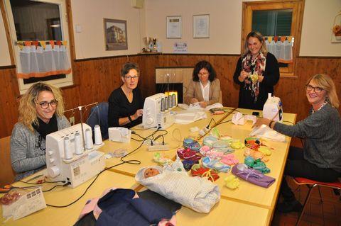 Frauen der Gemeinschaft Oberlauchringen