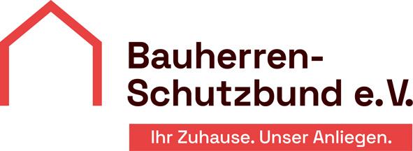Logo des Bauherren-Schutzbundes e. V.