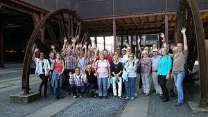 Themenbild: SGM Dormagen auf Tagesfahrt in Essen und Duisburg im September 2016