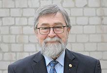 Themenbild: Präsident Manfred Jost