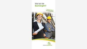 Cover Baumängel-Broschüre