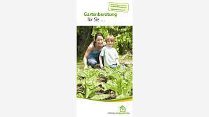 Folder Gartenberatung