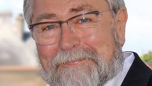 Präsident Manfred Jost