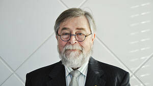 VWE-Präsident Manfred Jost