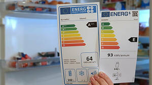 das neue Energie-Effizienzlabel