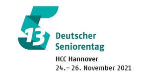 Logo Deutscher Seniorentag 2021