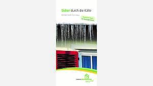 Cover Folder Wintercheck Haus