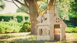 Haus mit Kind