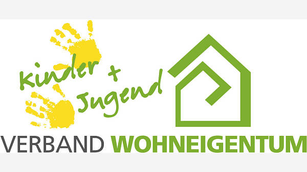 Themenbild: Kinder- & Jugend-Logo Verband Wohneigentum