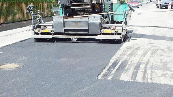 Themenbild: Straßenausbau