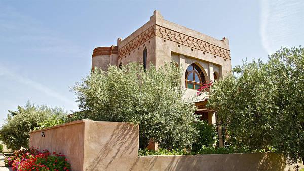 Themenbild: Haus in Marokko