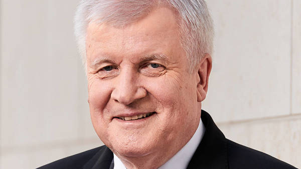 Themenbild: Bundesminister Horst Seehofer