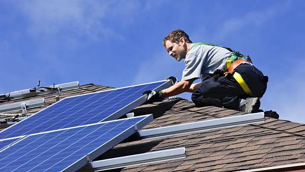 Themenbild: Photovoltaik-Anlage