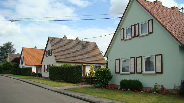 Themenbild: Häuser
