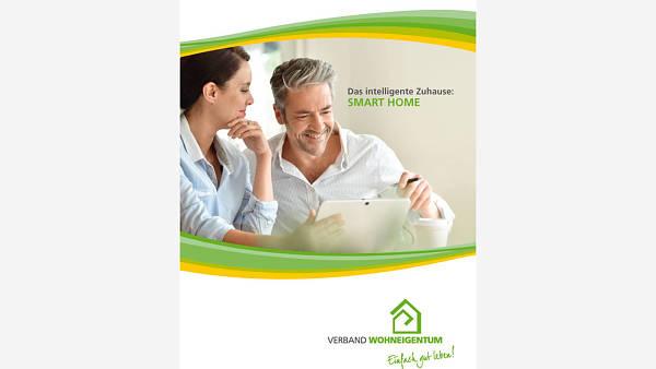 Themenbild: Cover Broschüre Smart Home