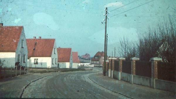 Themenbild: altes Aufnahme einer Siedlung