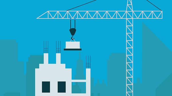 Themenbild: Baustelle