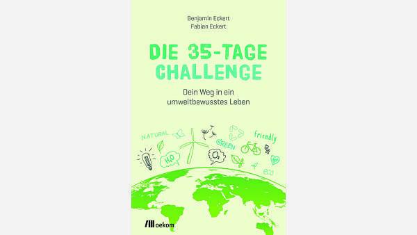Themenbild: Buch: Die 35-Tage Challenge