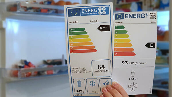Themenbild: das neue Energie-Effizienzlabel