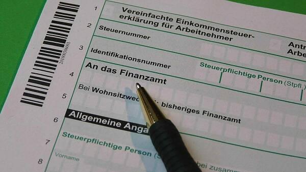 Themenbild: Symbolbild Steuern
