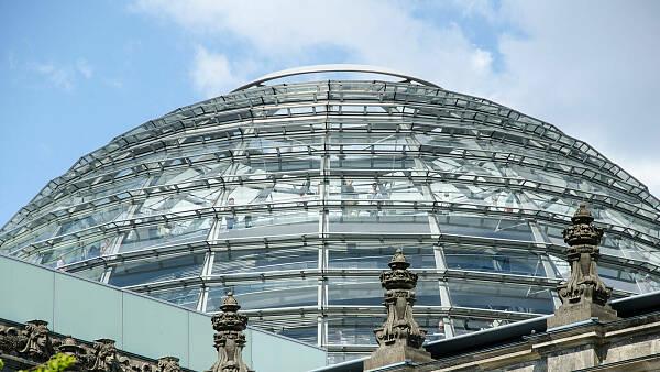 Themenbild: Bundestagskuppel