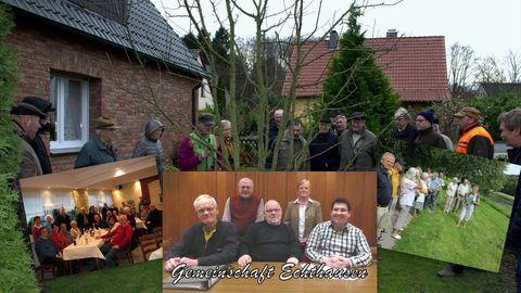 Unsere Gemeinschaft in Echthausen