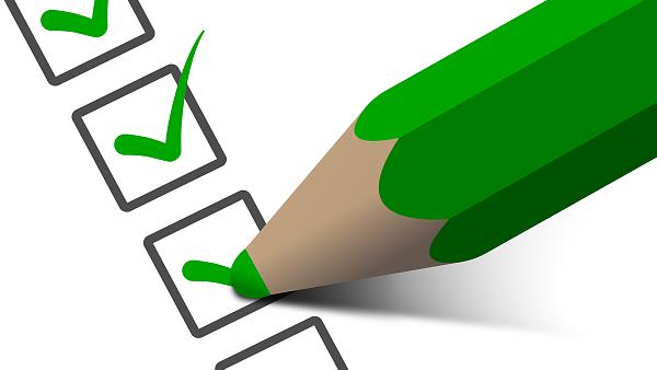 Themenbild: Checkliste