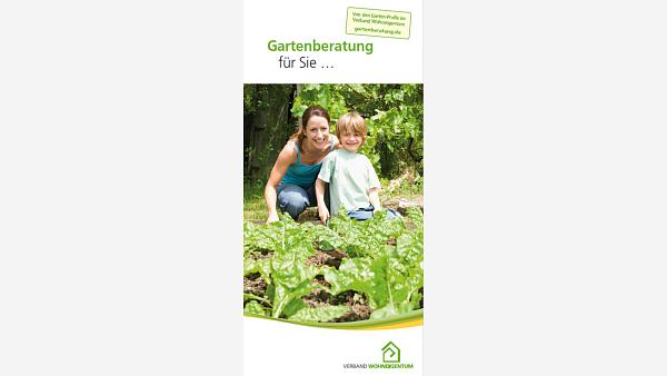 Themenbild: Broschüre Gartenberatung