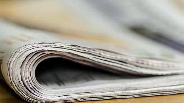 Themenbild: Zeitung