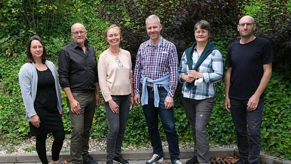 Themenbild: Gartenberater und Gartenberaterinnen des VWE