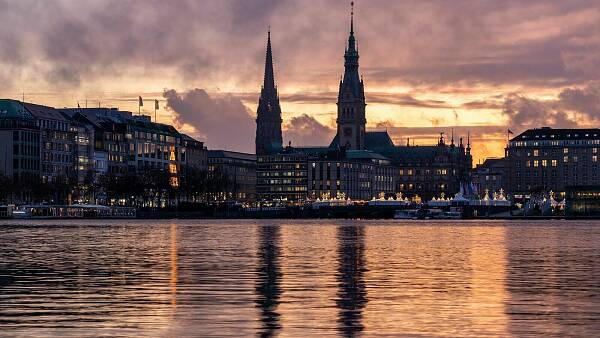 Themenbild: Hamburg Alster